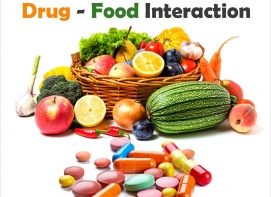 All You should Know About Drug-Food Interaction And Pharmaist Role.
