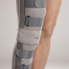 "KNEE IMMOBILIZER-19"" LARGE"