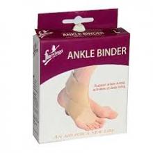 ANKLE BINDER-LARGE-FLAMINGO