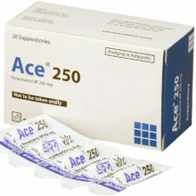 ACE-250MG SUPPOSITORIES