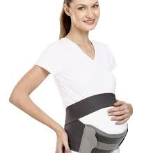 PREGNANCY BACK SUPPORT-LARGE