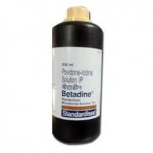 BETADINE-10% 500ML