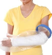 CAST COVER ARM