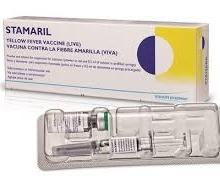 STAMARIL (YELLOW FEVER VACCINE)