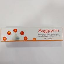 ASGIPYRIN GEL- 30G