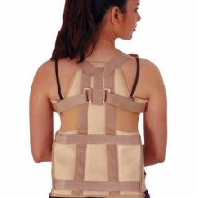 DORSOLUMBER SPINAL BRACE-LARGE