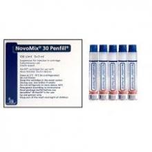 NOVOMIX-30 PENFIL (100IU/ML)