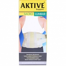 AKTIVE SACRO LUMBAR SUPPORT-XXL