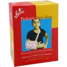 ARM SLING PEDIATRIC-L-FLAMINGO