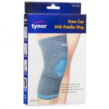 KNEE CAP WITH PATELLAR RING MEDIUM