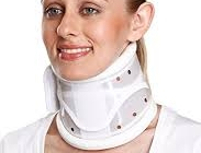 CERVICAL COLLAR HARD ADJ-MEDIUM