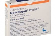 NOVORAPID PENFIL (100IU/ML)