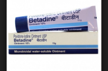 BETADINE OINTMENT-10% 10GM