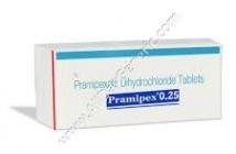 PRAMIPEX-0.25MG