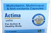 ACTIMA CAPSULES