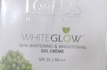 LOTUS WHITEGLOW SPF 25