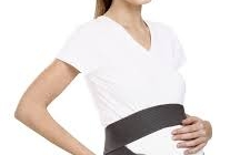 PREGNANCY BACK SUPPORT-LARGE