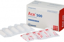 ACE-500MG SUPPOSITORIES