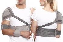 ELASTIC SHOULDER IMMOBILIZER-LARGE