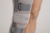 "KNEE IMMOBILIZER 19"" MEDIUM"