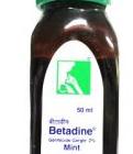 BETADINE GARGLE-50ML