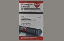 HUMALOG MIX-50 KWIKPEN