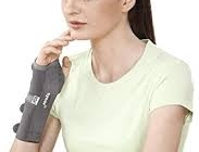 ELASTIC WRIST SPLINT LT MEDIUM