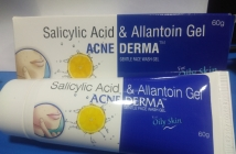 ACNE DERMA FACE WASH-60GM