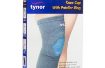 KNEE CAP WITH PATELLAR RING XL-